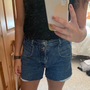 Vintage Guess Jean Shorts